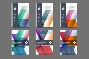 Vector Brochure Flyer design Vol.2