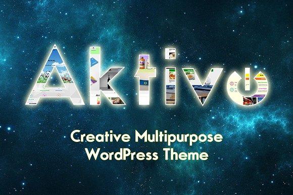 Aktivo Multipurpose WordPress Theme