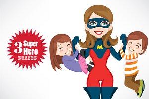 Super Hero Scenes