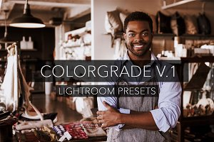 ColorGrade V.1 - Lightroom