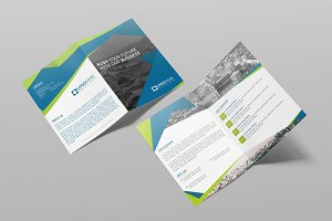 Bifold Brochure Template
