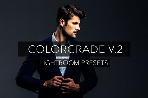 ColorGrade V.2 - Lightroom