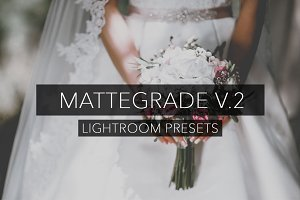 MatteGrade V.2 - Lightroom