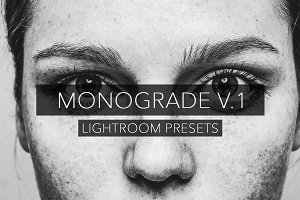 MonoGrade V.1 - Lightroom