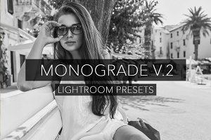 MonoGrade V.2 - Lightroom