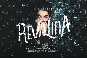 Revalina (Bonus Grunge Vector)