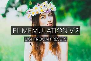 Film Emulation V.2 Lightroom