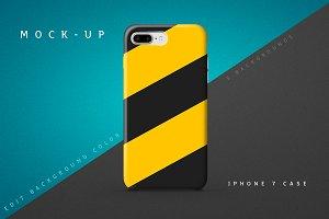 Case Phone 7  Mockup