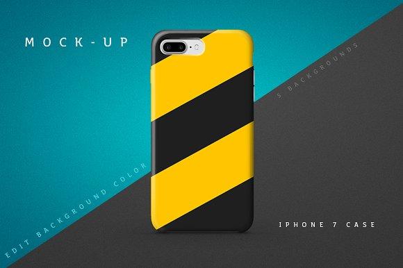 Download Case Phone 7 Mockup