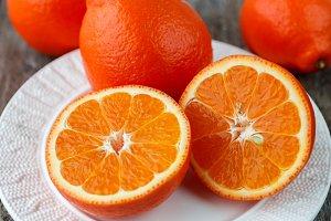 Oranges ( mineola)
