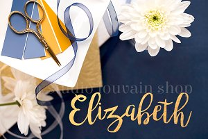 Styled Stock Photo -Elizabeth 2