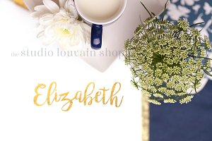 Styled Stock Photo -Elizabeth 3