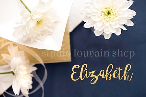 Styled Stock Photo -Elizabeth 4