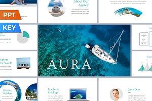 Aura Presentation Template
