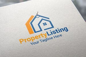 Property Listing | Logo Template