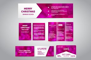 Christmas Party Promotion Printing