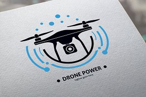 Drone Power Logo