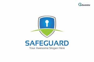 Safeguard Logo Template