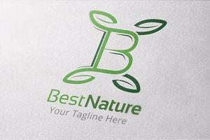 Best Nature Logo Template