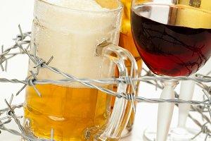 Alcohol forbiden