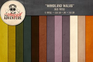 Woodland Walks Solids