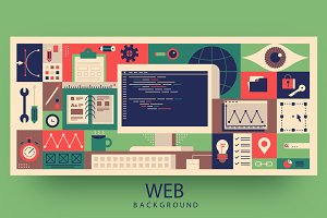 Web programming design