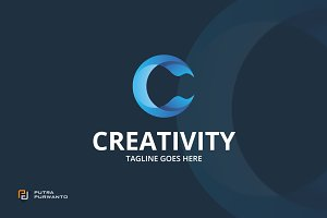 Creativity / Letter C - Logo