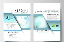A4 format brochures v.13