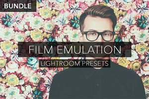 Film Emulation Presets - Bundle