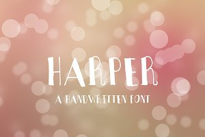 Harper Font