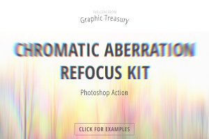 Chromatic Aberration Refocus Kit