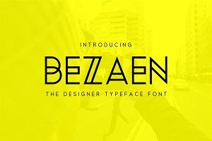 Bezaen Typeface