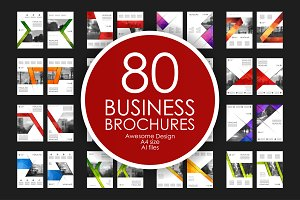 Business Brochures Bundle