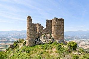 Castle in Catalonia