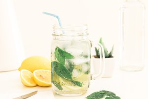 Mojito / lemonade refreshment