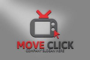 Television Click Logo 40% Discount!