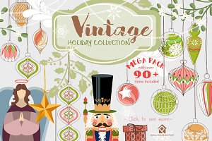 Vintage Holiday Collection