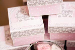 pink design for kids birthday