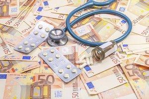 Increasing health costs
