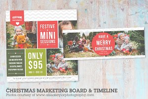 IC019 Christmas Marketing Bundle