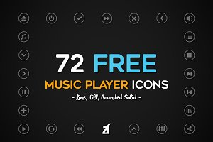 FREE! Music player pack