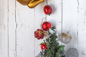 ornaments for Christmas decoration