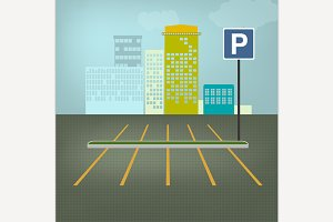 City Parking Image