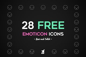 FREE! Emoticons Pack