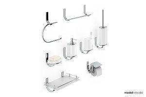 Bath accessories Newform Base