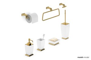 Bath accessories Gessi Mimi