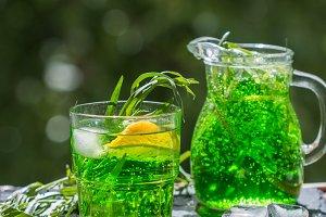 Lemonade tarragon