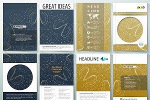 A4 format brochures v.17