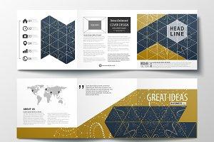 Tri-fold brochures v.13