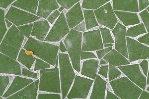 Trencadis mosaic